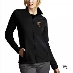 Antigua Las Vegas knights zip on jacket NWT L
